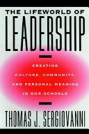 The lifeworld of leadership