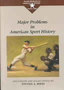 Major Problems in American Sport History