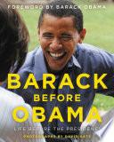 Barack Before Obama Book PDF