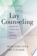 Lay Counseling Revised And Updated