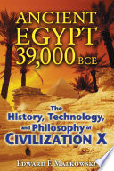 Ancient Egypt 39 000 BCE