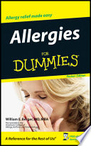 Allergies For Dummies  Pocket Edition