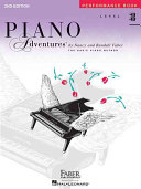 Piano Adventures  Level 3B  Performance Book