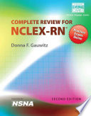 Delmar   s Complete Review for NCLEX RN
