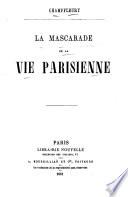 La mascarade de la vie parisienne