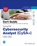 Comptia Cybersecurity Analyst Cysa Cs0 002 Cert Guide