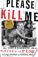 Please Kill Me Book PDF