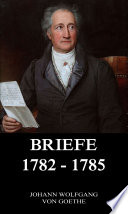 Briefe 1782 - 1785
