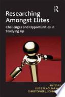 Researching Amongst Elites