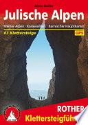 Klettersteigf  hrer Julische und Steiner Alpen mit Karawanken und Karnischem Hauptkamm