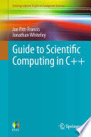 Guide To Scientific Computing In C
