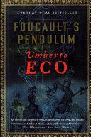 Foucault's Pendulum-book cover