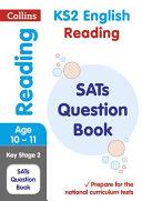 KS2 Reading SATs Question Book