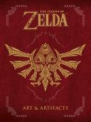The Legend of Zelda: Art & Artifacts Book