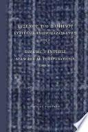 Evangelicae Praeparationis  LIBRI XV  TOMUS III  PARS PRIOR