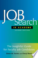 Job Search In Academe