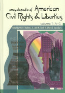 Encyclopedia of American civil rights and liberties
