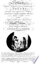 Extracts  Elegant  Instructive and Entertaining