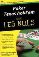illustration Poker Texas Hold'em Poche Pour les Nuls