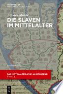 Die Slaven im Mittelalter