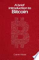 Book A brief introduction to Bitcoin
