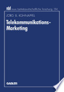 Telekommunikations-Marketing