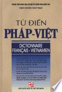 France - Vietnamese dictionary