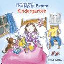 download ebook the night before kindergarten pdf epub