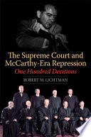 The Supreme Court and McCarthy Era Repression