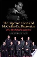 The Supreme Court and McCarthy-Era Repression