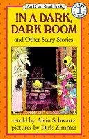 In a Dark  Dark Room and Other Scary Stories Book and Tape
