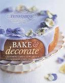 Bake   Decorate