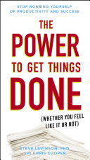download ebook the power to get things done pdf epub