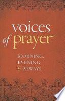 Voices of Prayer Book PDF