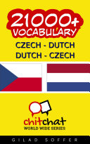 download ebook 21000+ czech - dutch dutch - czech vocabulary pdf epub