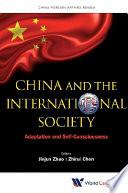 China and the International Society