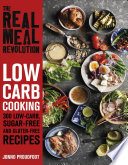 The Real Meal Revolution Low Carb Cooking