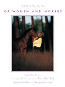 Of Women And Horses : these five books from bowtie press....