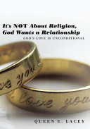download ebook it's not about religion, god wants a relationship pdf epub