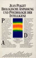 Biologische Anpassung und Psychologie der Intelligenz