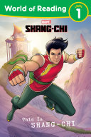 World of Reading: This is Shang-Chi Book