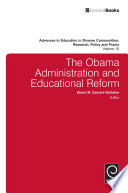 The Obama Administration and Educational Reform