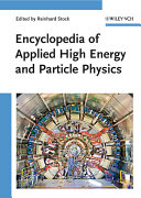 Encyclopedia of Applied High Energy and Particle Physics