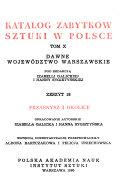 Katalog zabytków sztuki w Polsce