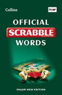 Collins Official Scrabble Words