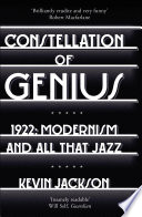Constellation Of Genius : a backdrop for his most famous...