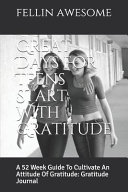 Great Days For Teens Start With Gratitude