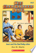 The Baby Sitters Club  68  Jessi and the Bad Baby Sitter