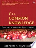 C   Common Knowledge