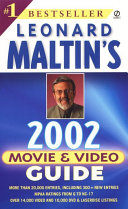 Leonard Maltin s Movie   Video Guide Book PDF